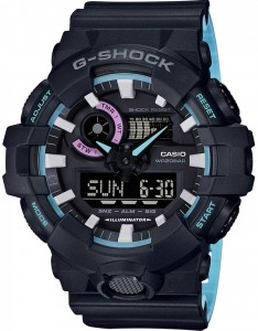 Casio G-Shock GA-700PC-1AER