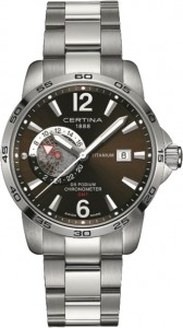 Certina DS Podium GMT Titanium