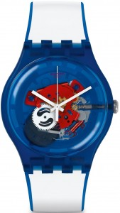 Swatch Clownfish Blue SUON112
