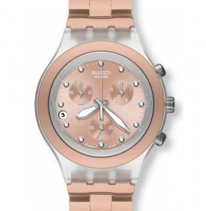 Swatch Full-Blooded Caramel