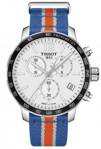 Tissot Quickster Special Edition New York Knicks