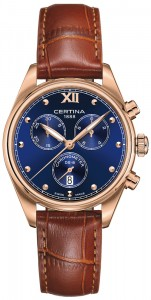 Certina DS-8 Lady Chronograph C033.234.36.048.01