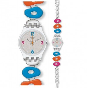 Swatch Pinussina Multicolor LK312G