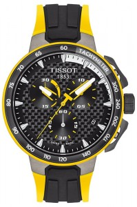 TISSOT T-RACE CYCLING TOUR DE FRANCE 2020 SPECIAL EDITION  T111.417.37.201.00
