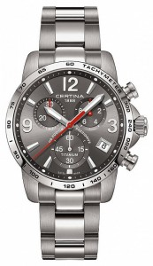 Certina DS Podium Chronograph Titanium