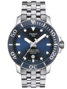 Tissot Seastar 1000 Powermatic Silicium T120.407.11.041.01