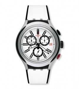 Swatch Irony Black Wheel
