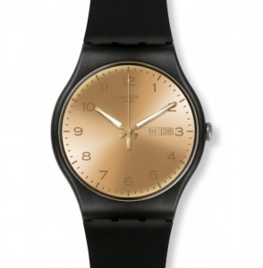 Swatch Golden Friend SUOB716