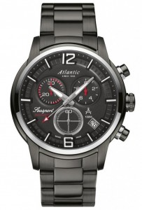 Atlantic Seasport Chrono Quartz