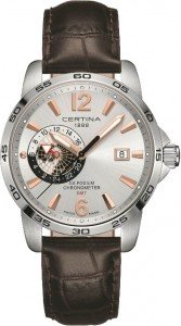 Certina DS Podium GMT C034.455.16.037.01