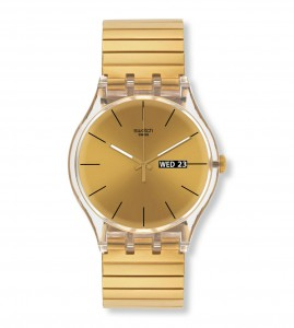 Swatch Dazzling Light SUOK702B
