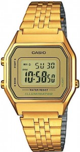 Casio Retro LA680WEGA-9ER