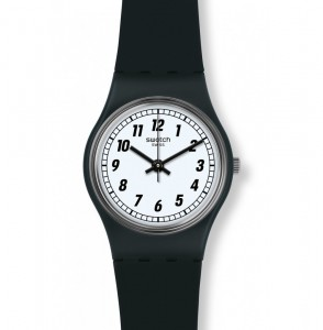 Swatch Something Black LB184