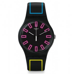 Swatch Around The Strap