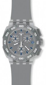 Swatch Lifestyle Grey Hero SUIM402