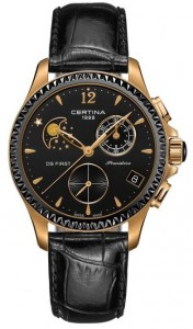 Certina DS First Lady Chrono Moon  C030.250.36.056.00