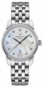 Certina Ds Podium Lady Automatic Diamonds C001.007.11.116.00