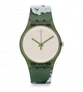 Swatch Originals Rough Green SUOG105