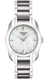 Tissot T-Wave Round Diamonds