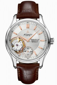 "Atlantic Worldmaster 1888 ""Lusso"" Open Heart Mechanical Limited Edition"