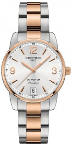 Certina DS Podium Lady Quartz Precidrive