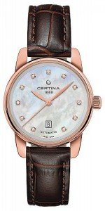 Certina Ds Podium Lady Automatic Diamonds C001.007.36.116.00
