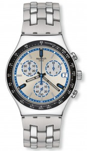 Swatch Irony Landing Stages Chronograph