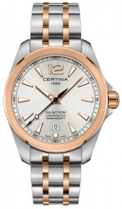 Certina DS Action Gent  C032.851.22.037.00