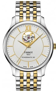 Tissot Tradition Automatic Open Heart T063.907.22.038.00