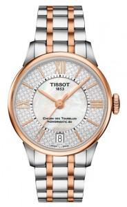 Tissot Chemin Des Tourelles Lady Powermatic 80 Helvetic Pride Special Edition T099.207.22.118.01