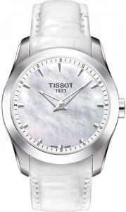 Tissot Couturier Grande Date Lady T035.246.16.111.00