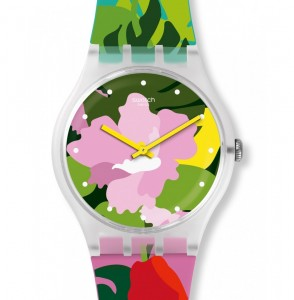 Swatch Tropical Garden