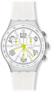 Swatch Ray Of Light White YCS4051